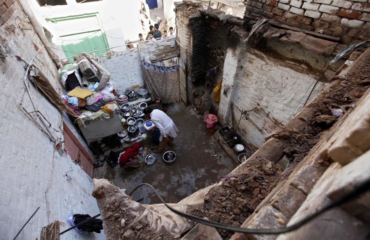 землетрясение, Афганистан, Пакситан-14