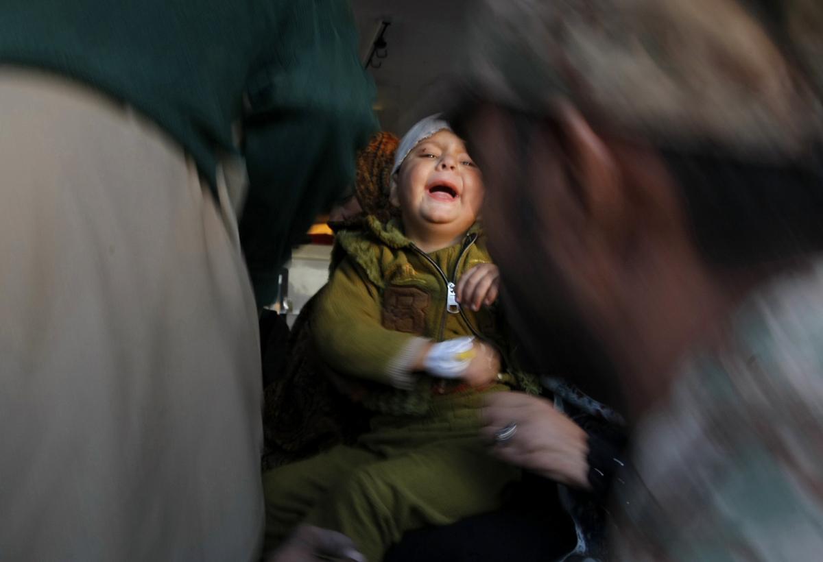 землетрясение, Афганистан, Пакситан-15