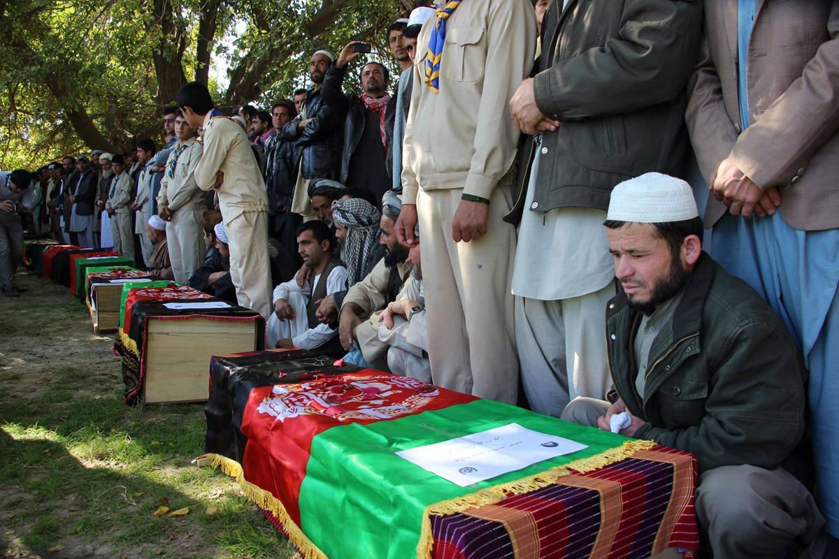 землетрясение, Афганистан, Пакситан-17