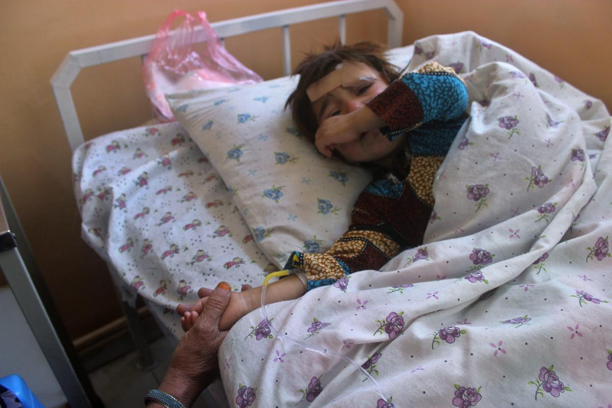 землетрясение, Афганистан, Пакситан-2
