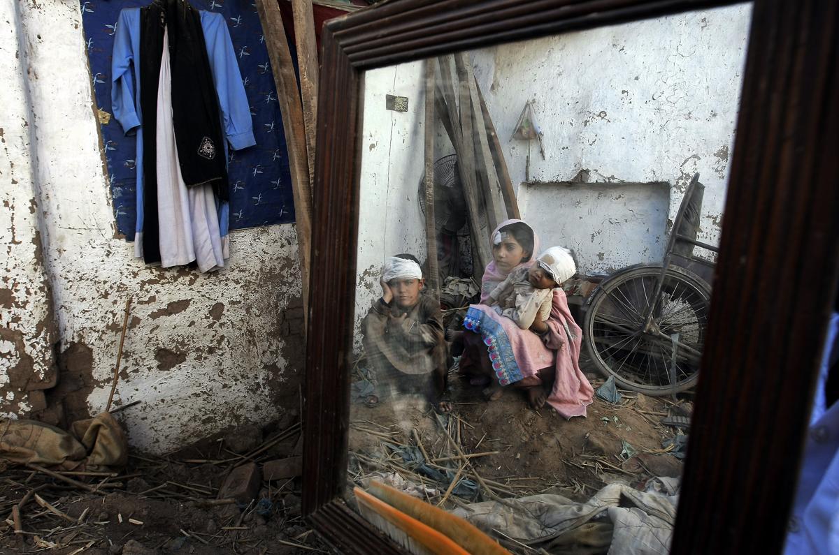 землетрясение, Афганистан, Пакситан-20