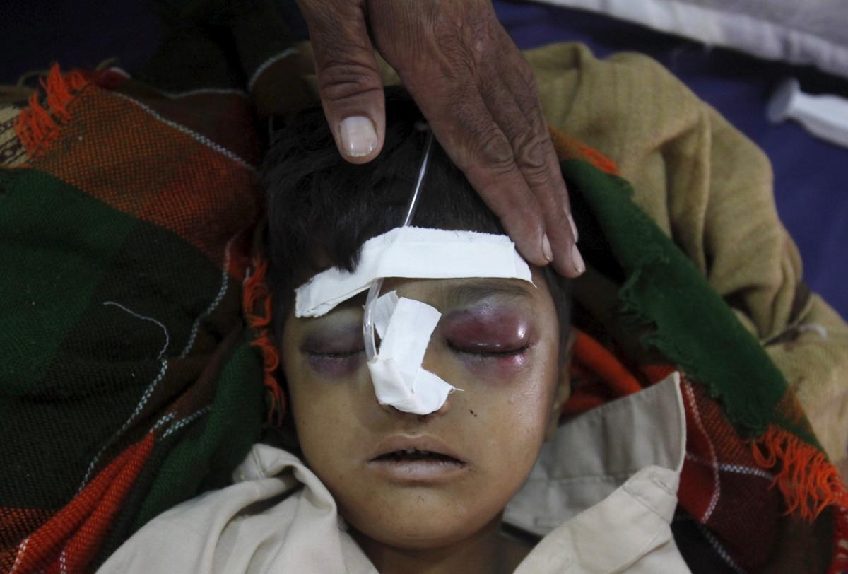 землетрясение, Афганистан, Пакситан-21