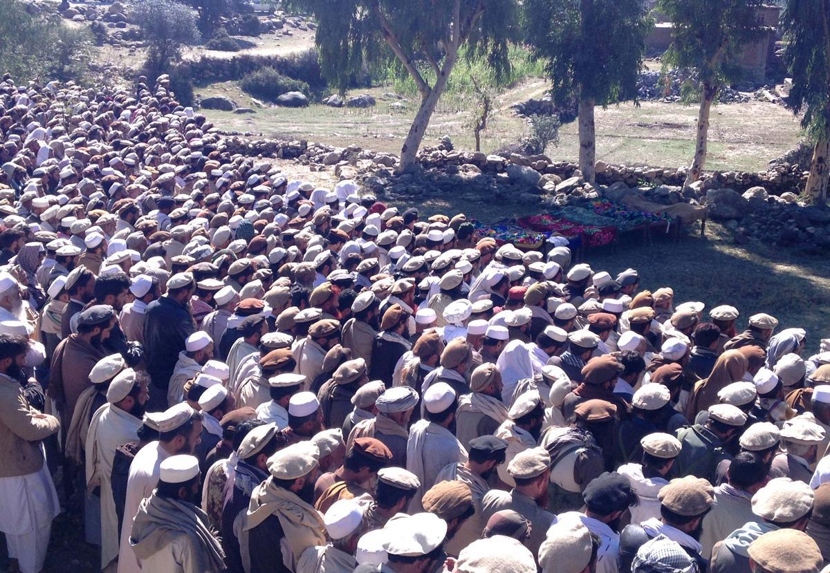землетрясение, Афганистан, Пакситан-24