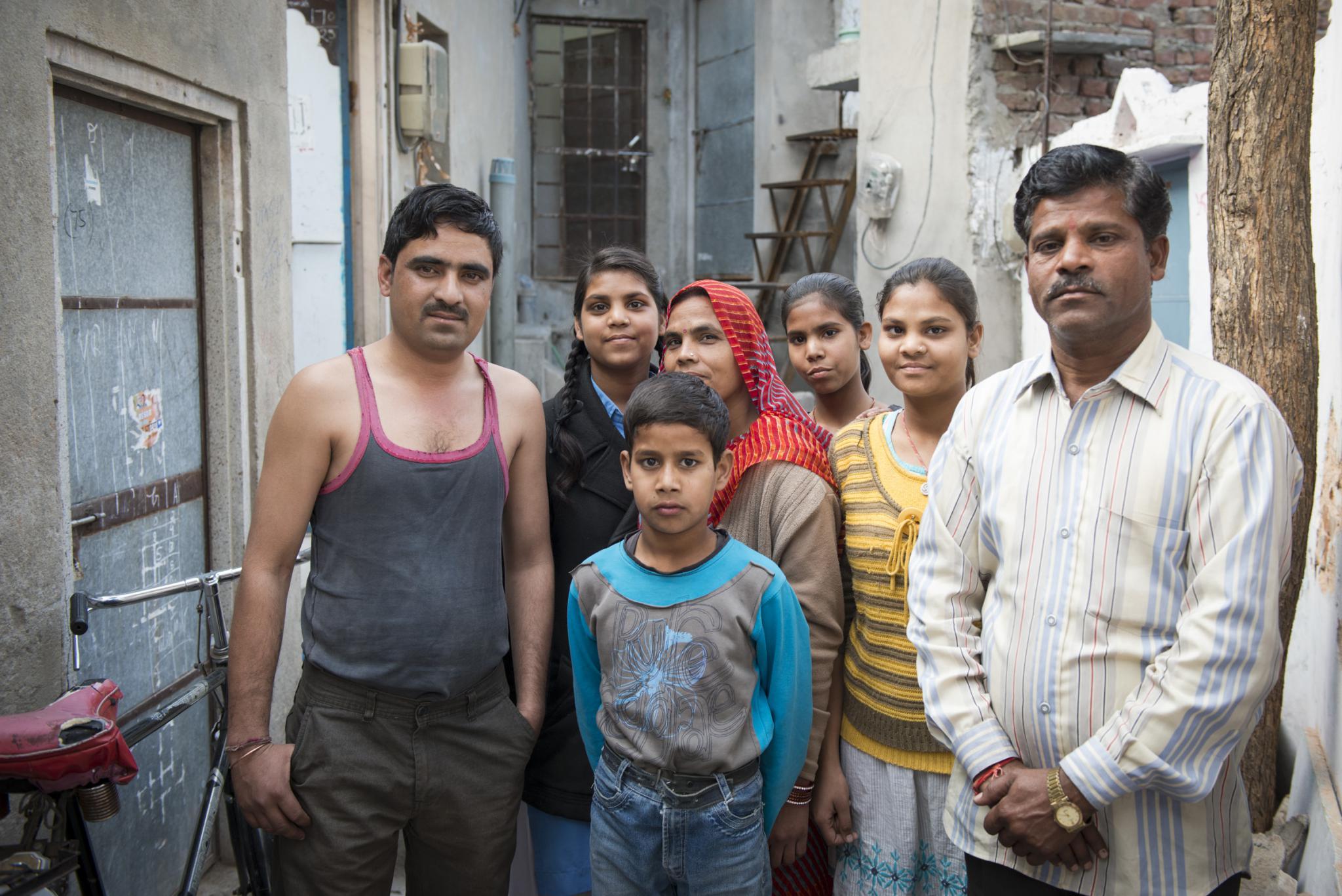 женщина-водитель в Индии-9