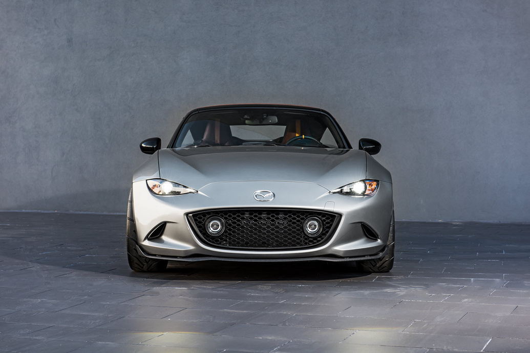 Mazda MX-5 Miata Spyder Speedster-9