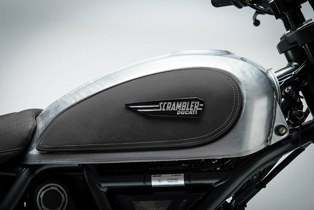 Мотоцикл Ducati Scrambler. Фото № 1