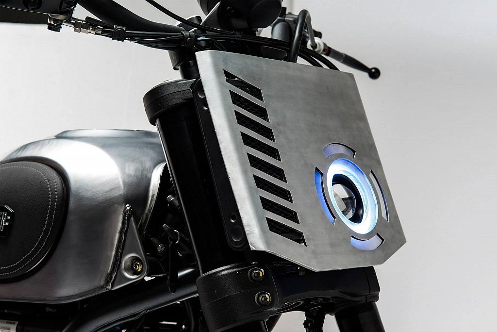 Мотоцикл Ducati Scrambler. Фото № 2