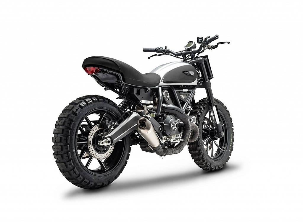 Мотоцикл Ducati Scrambler. Фото № 4