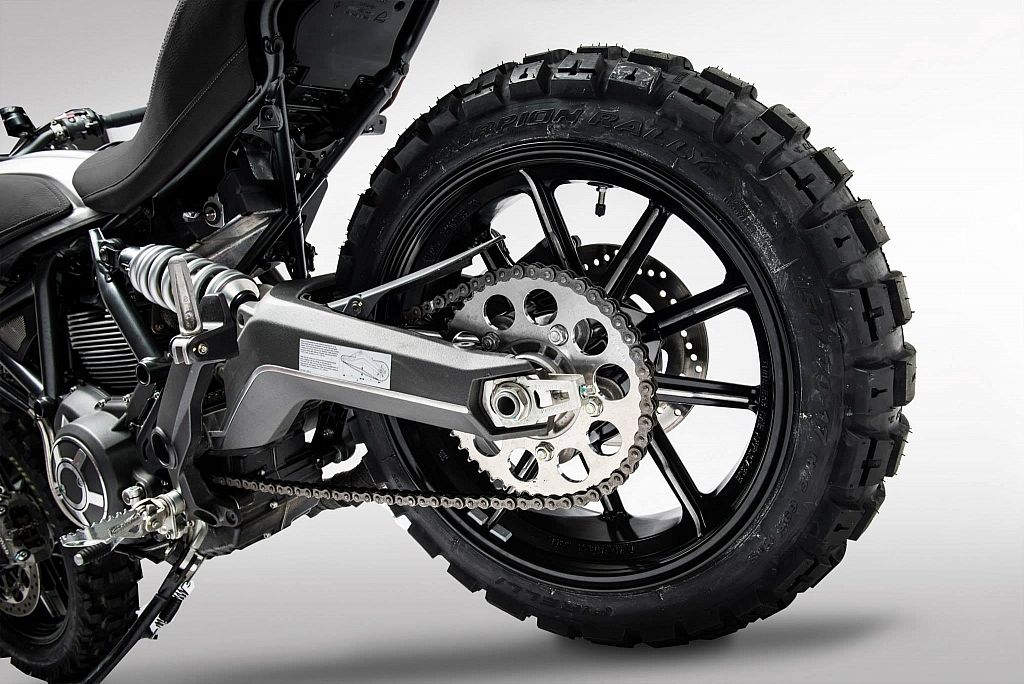 Мотоцикл Ducati Scrambler. Фото № 7