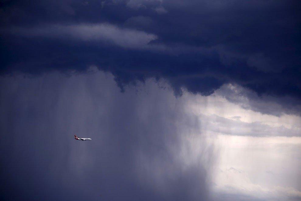 Природные катастрофы- эпические фотографии со всего мира-1