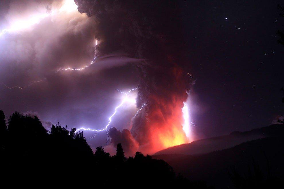 Природные катастрофы- эпические фотографии со всего мира-14