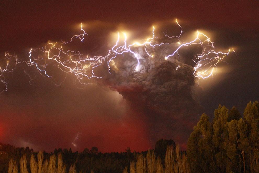 Природные катастрофы- эпические фотографии со всего мира-3