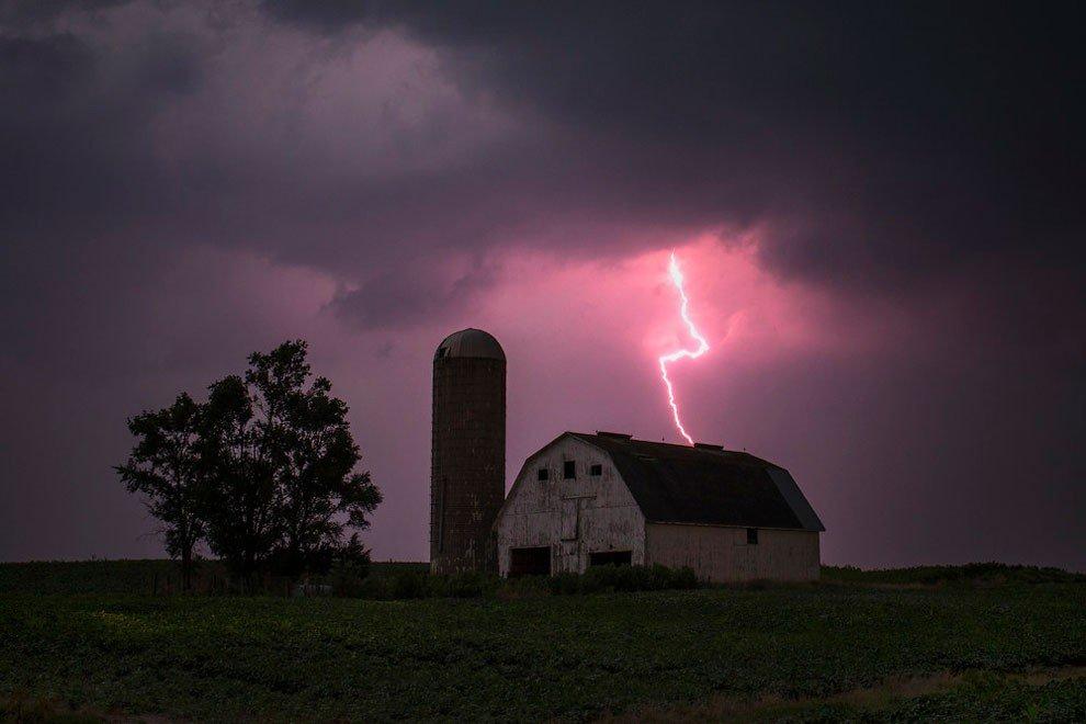 Природные катастрофы- эпические фотографии со всего мира-7