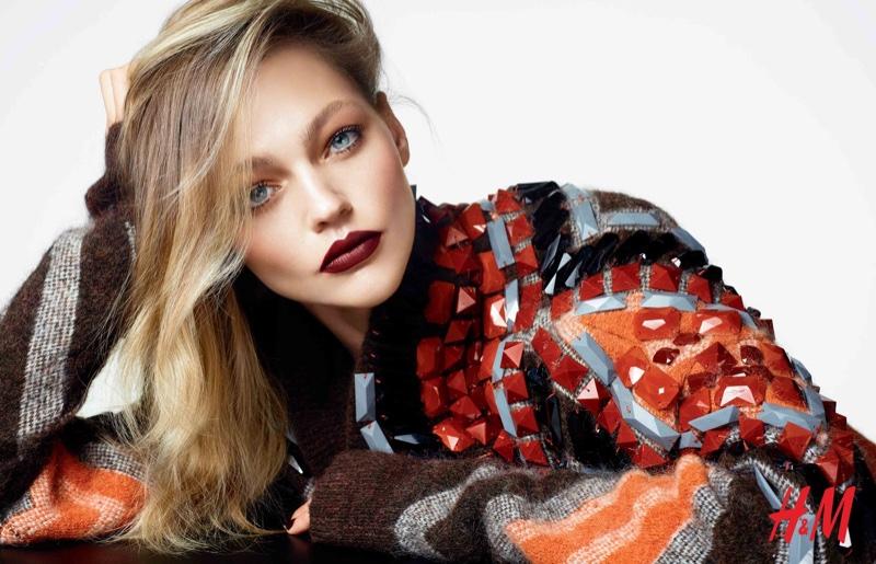 Саша Пивоварова HM-Beauty-Cosmetics-2015-Campaign-6