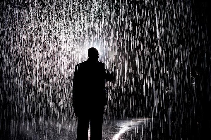 дождевая комната в которой невозможно промокнуть-2