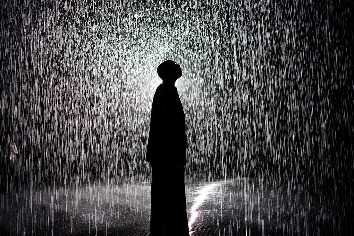 дождевая комната в которой невозможно промокнуть-4