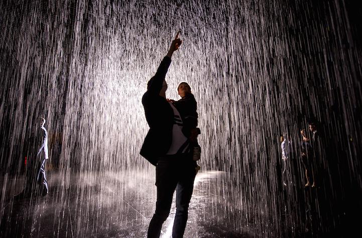 дождевая комната в которой невозможно промокнуть-9