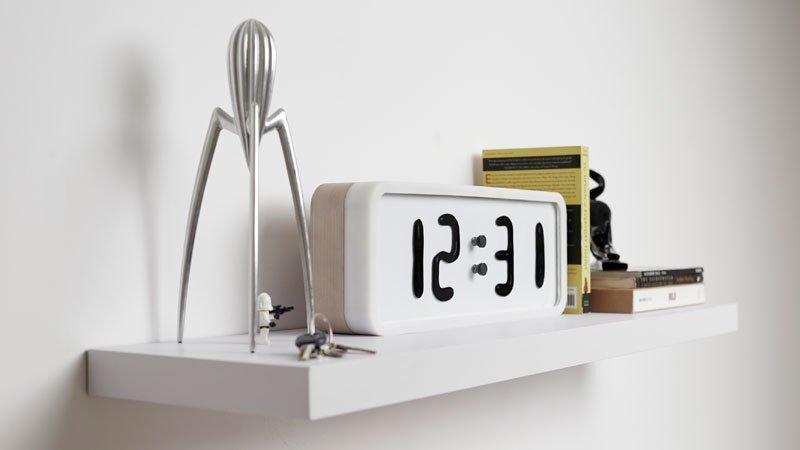 электро-механические часы с жидкокристаллическим дисплеем-11
