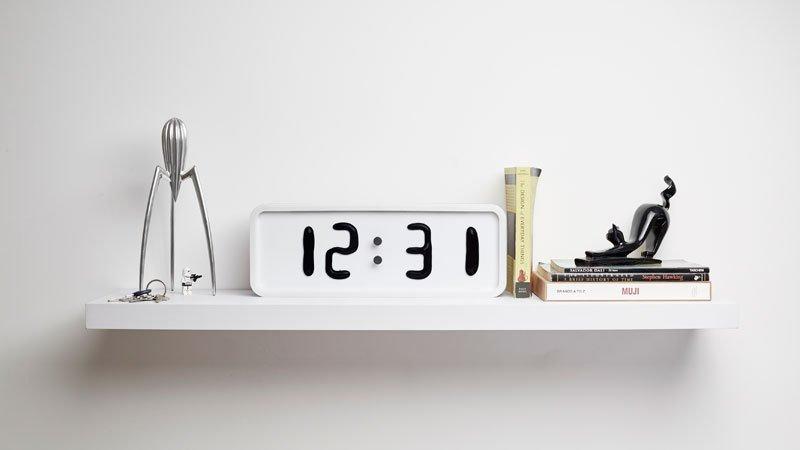 электро-механические часы с жидкокристаллическим дисплеем-13