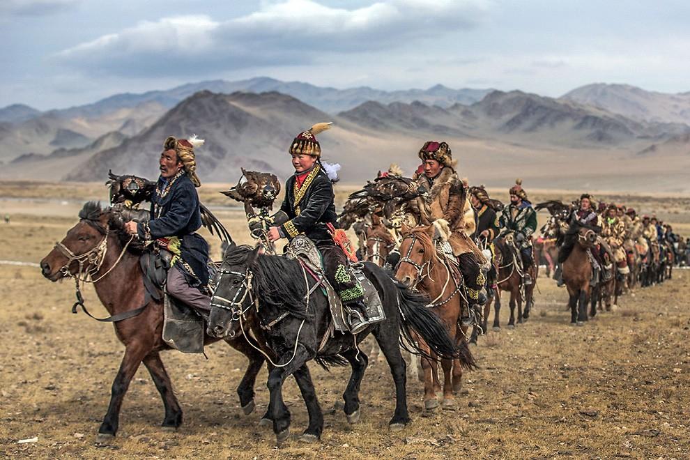 фестиваль Золотой Орел в Монголии-10