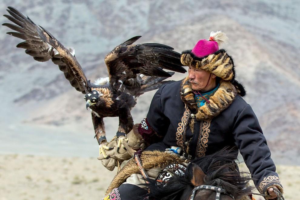 фестиваль Золотой Орел в Монголии-11