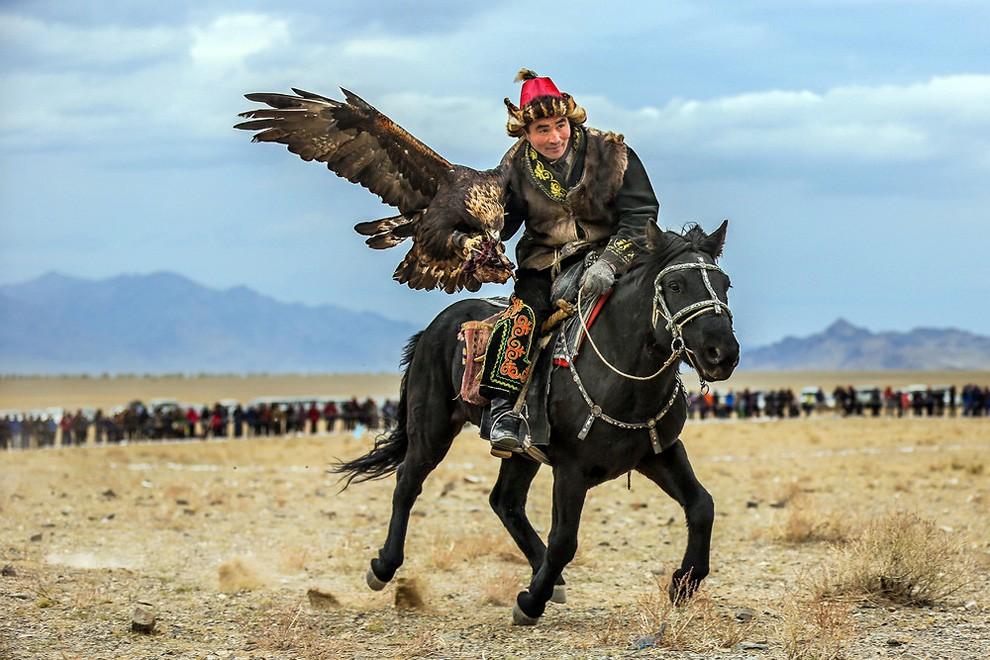 фестиваль Золотой Орел в Монголии-12