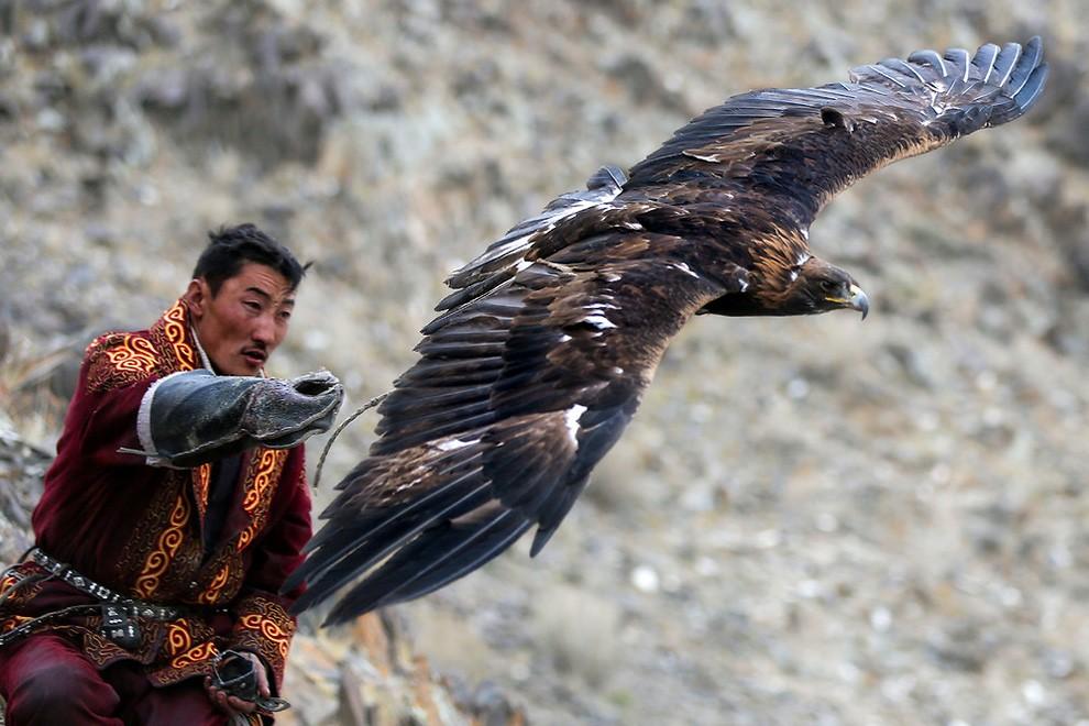 фестиваль Золотой Орел в Монголии-2