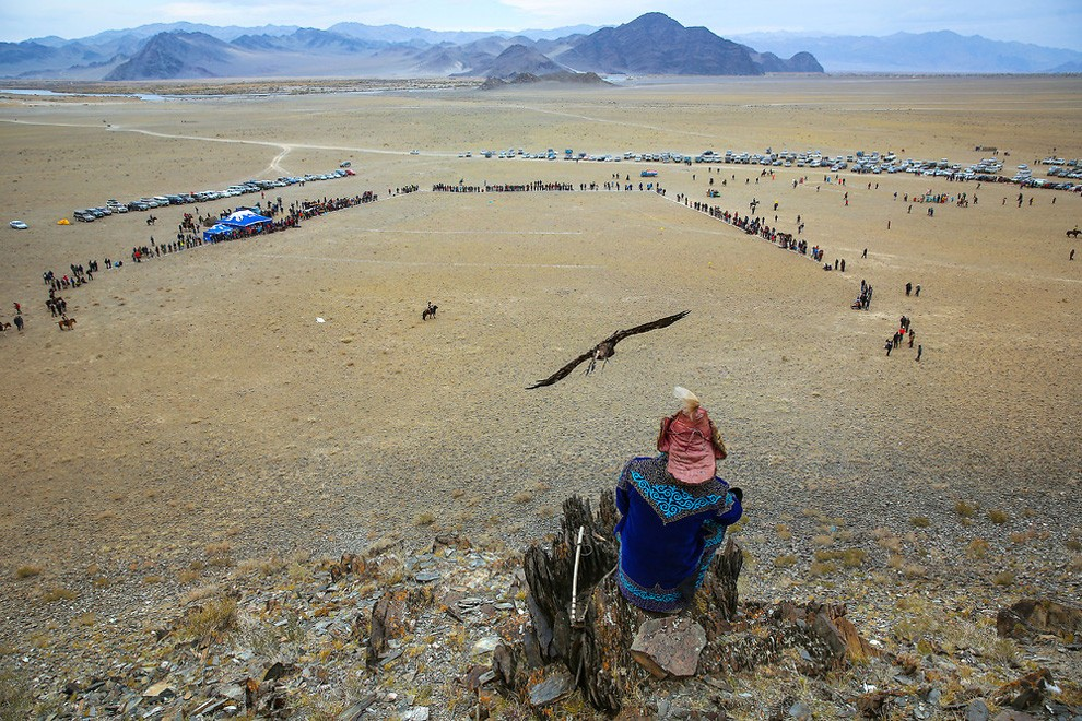 фестиваль Золотой Орел в Монголии-3