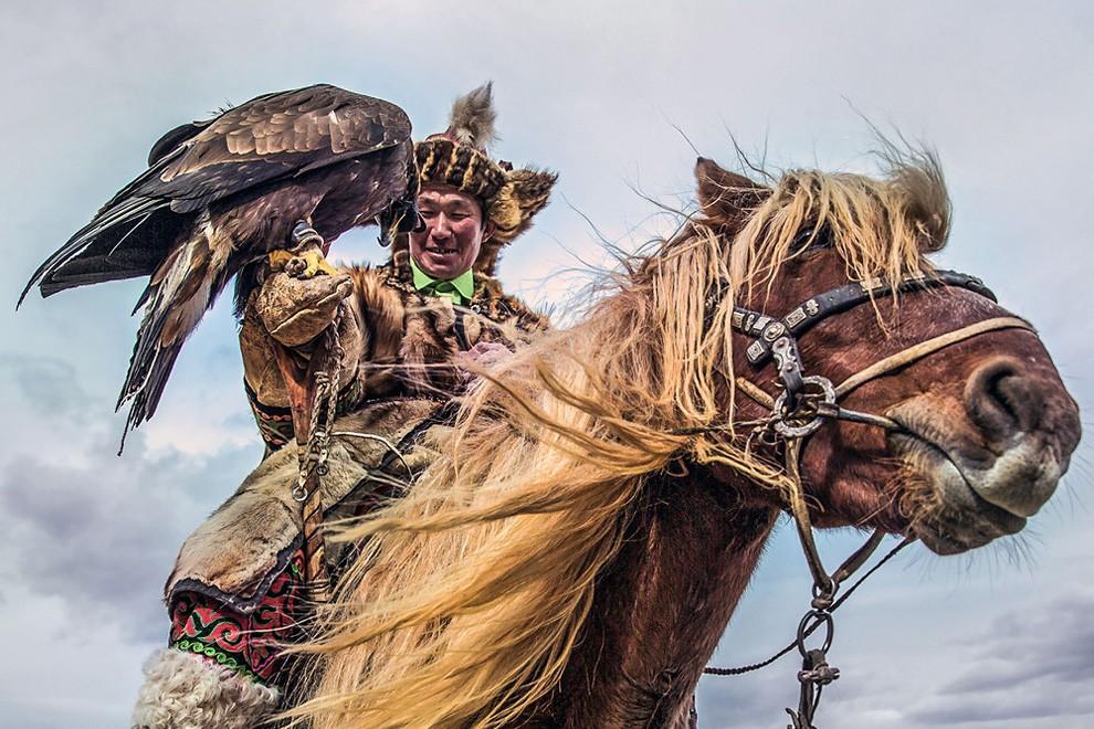 фестиваль Золотой Орел в Монголии-5