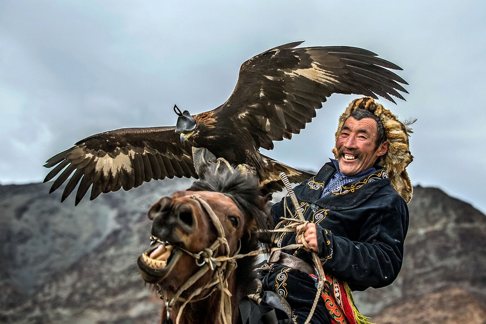 фестиваль Золотой Орел в Монголии-7