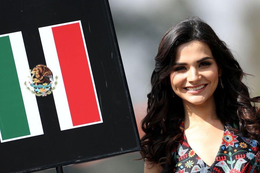 формула 1, девушки, гран при Мексики 2015-35