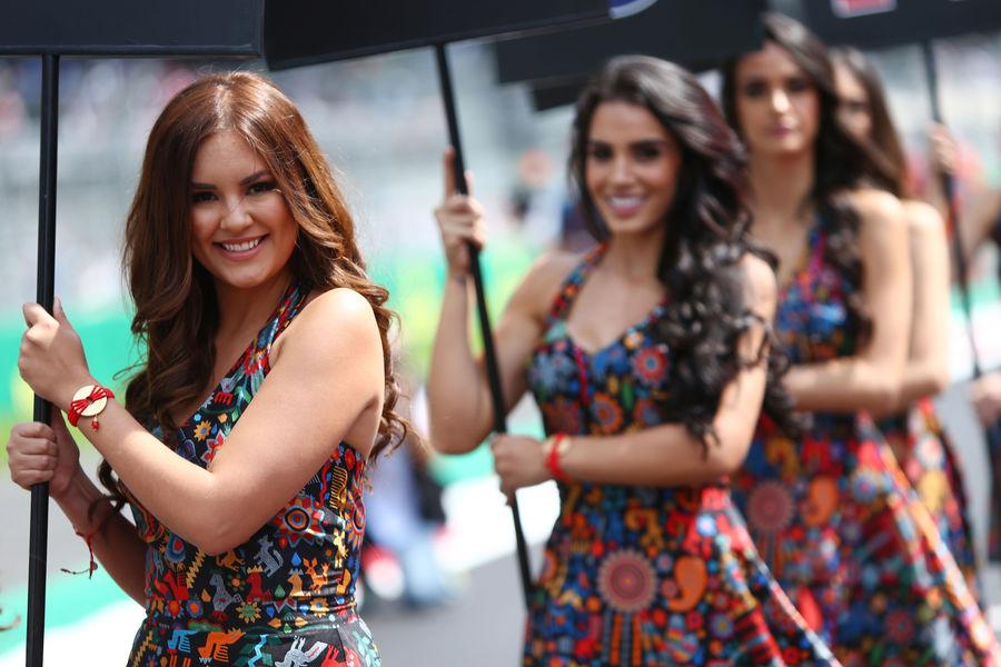 формула 1, девушки, гран при Мексики 2015-39