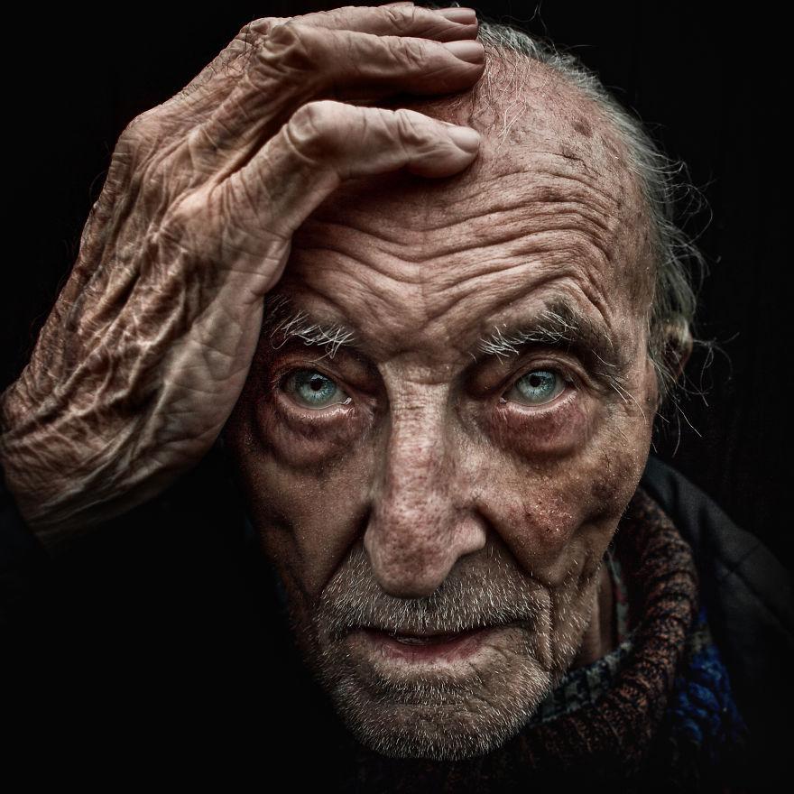 фотографии бездомных-1