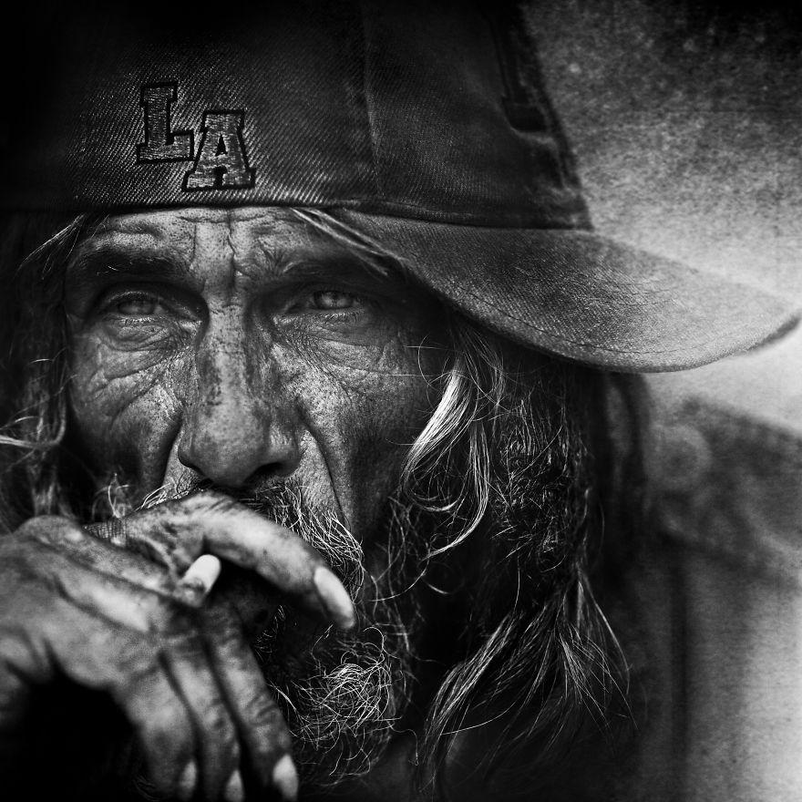 фотографии бездомных-11
