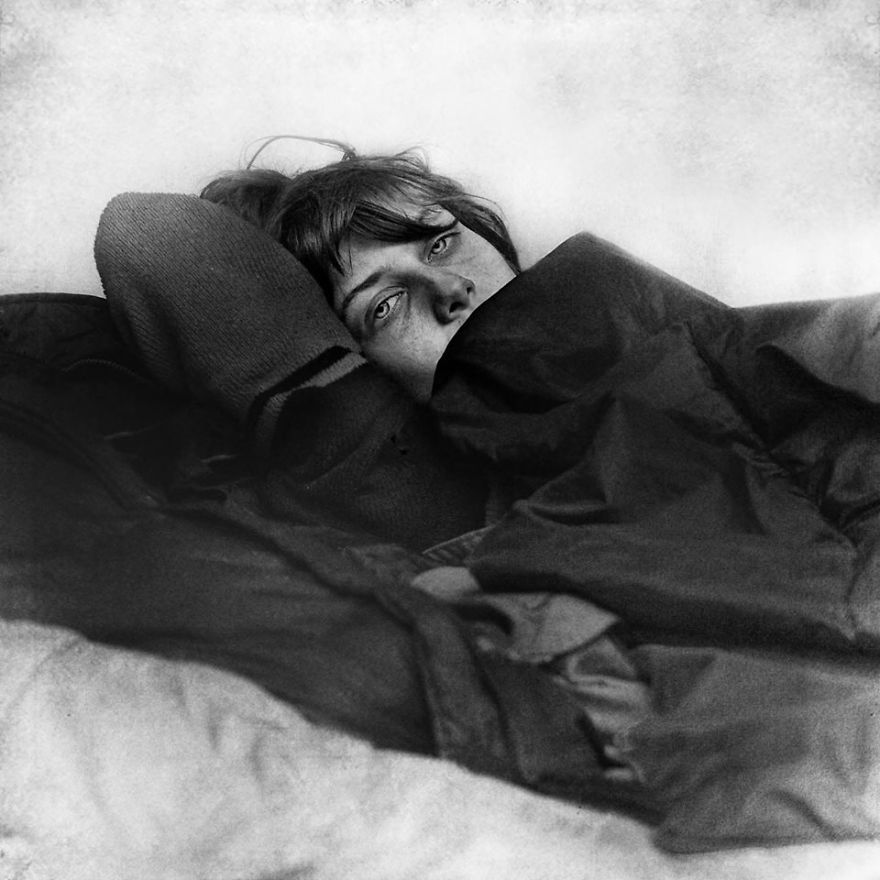 фотографии бездомных-12