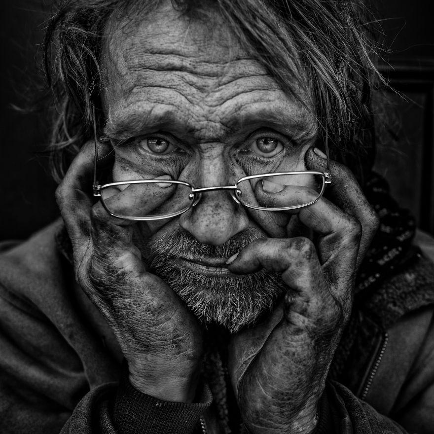 фотографии бездомных-13