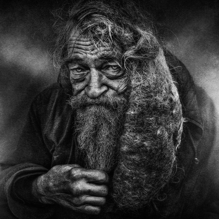 фотографии бездомных-4