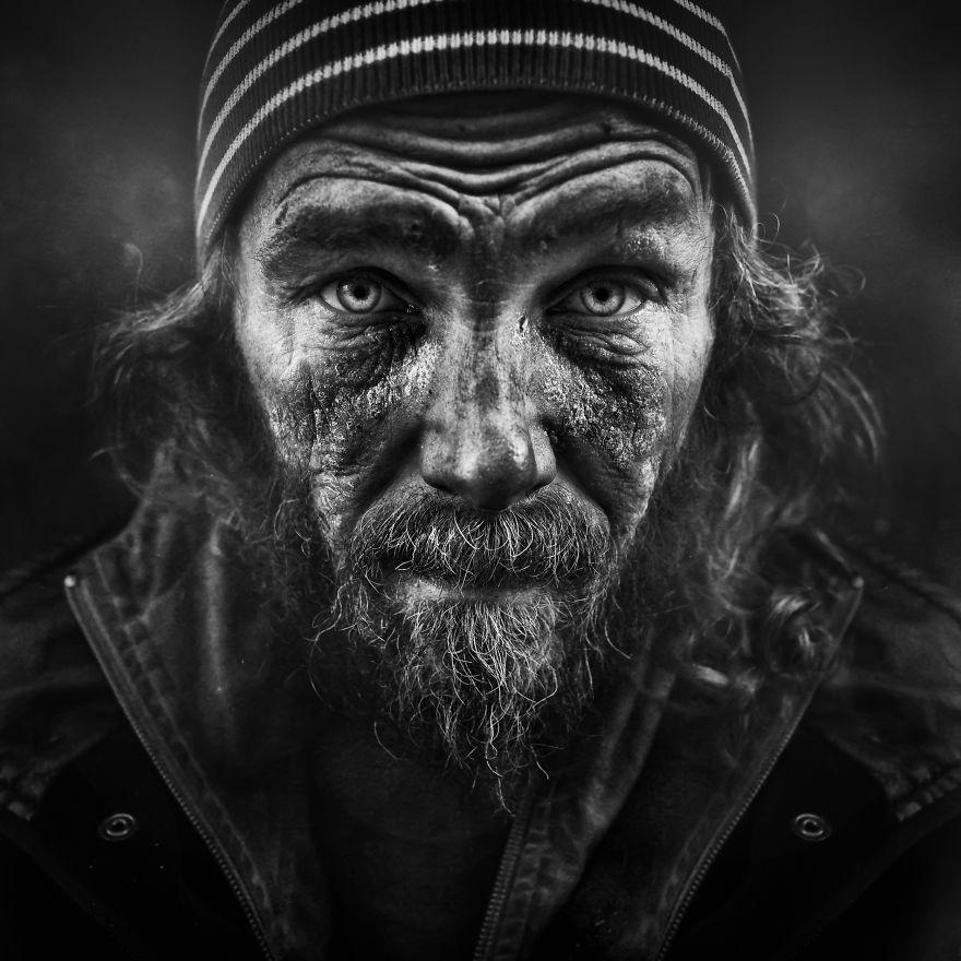 фотографии бездомных-8
