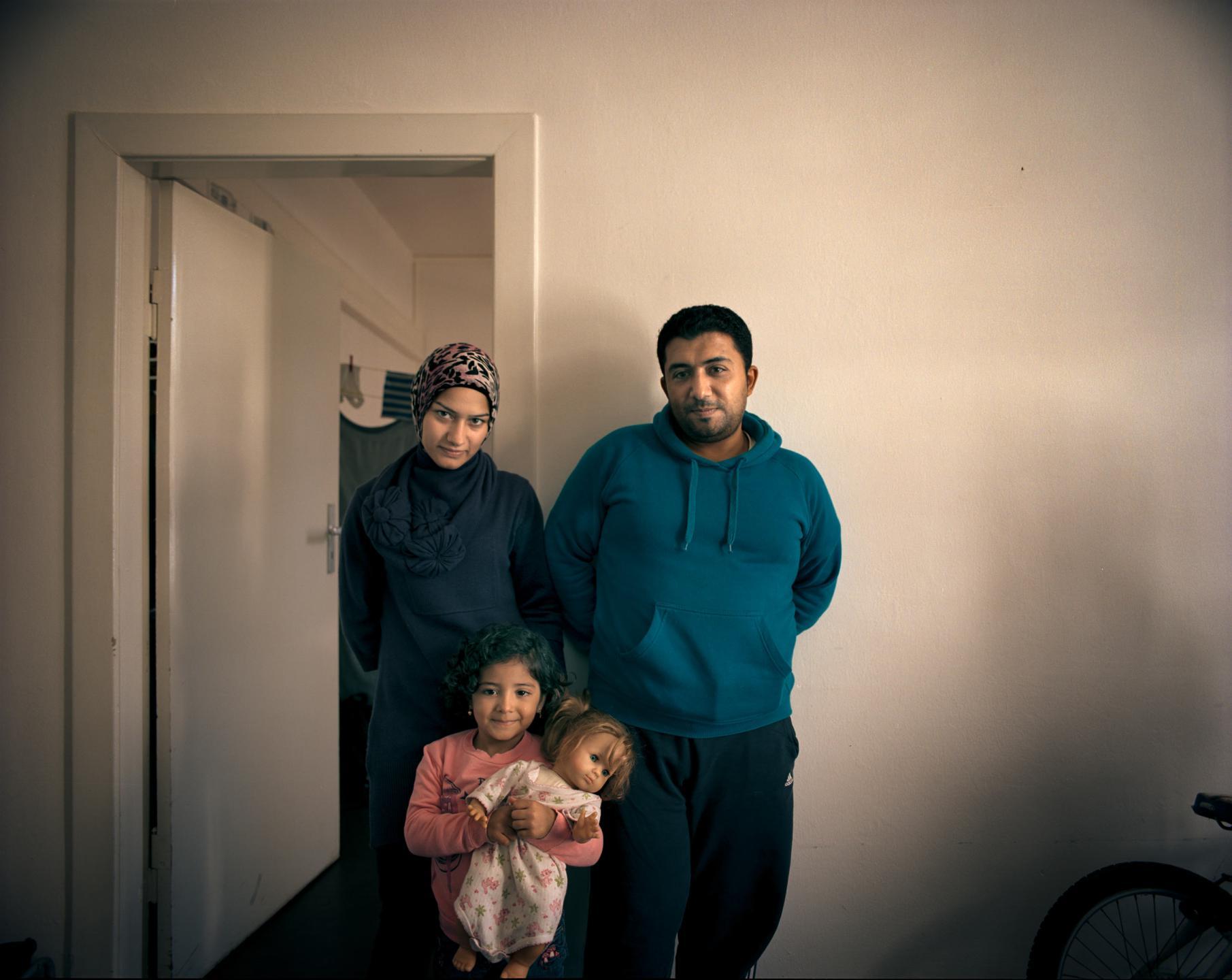 фотографии беженцев в Европе, сирийцы, афганцы-4