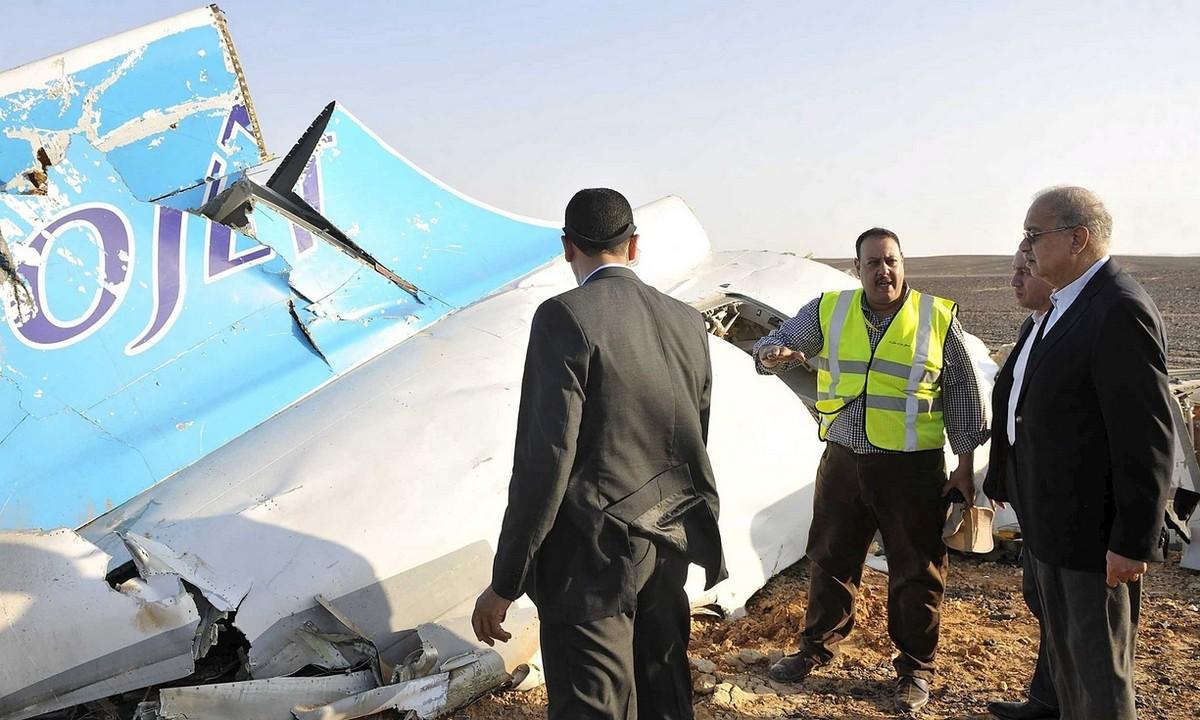 гибель российского самолета А321,Египет авиакатстрофа. Фото№10