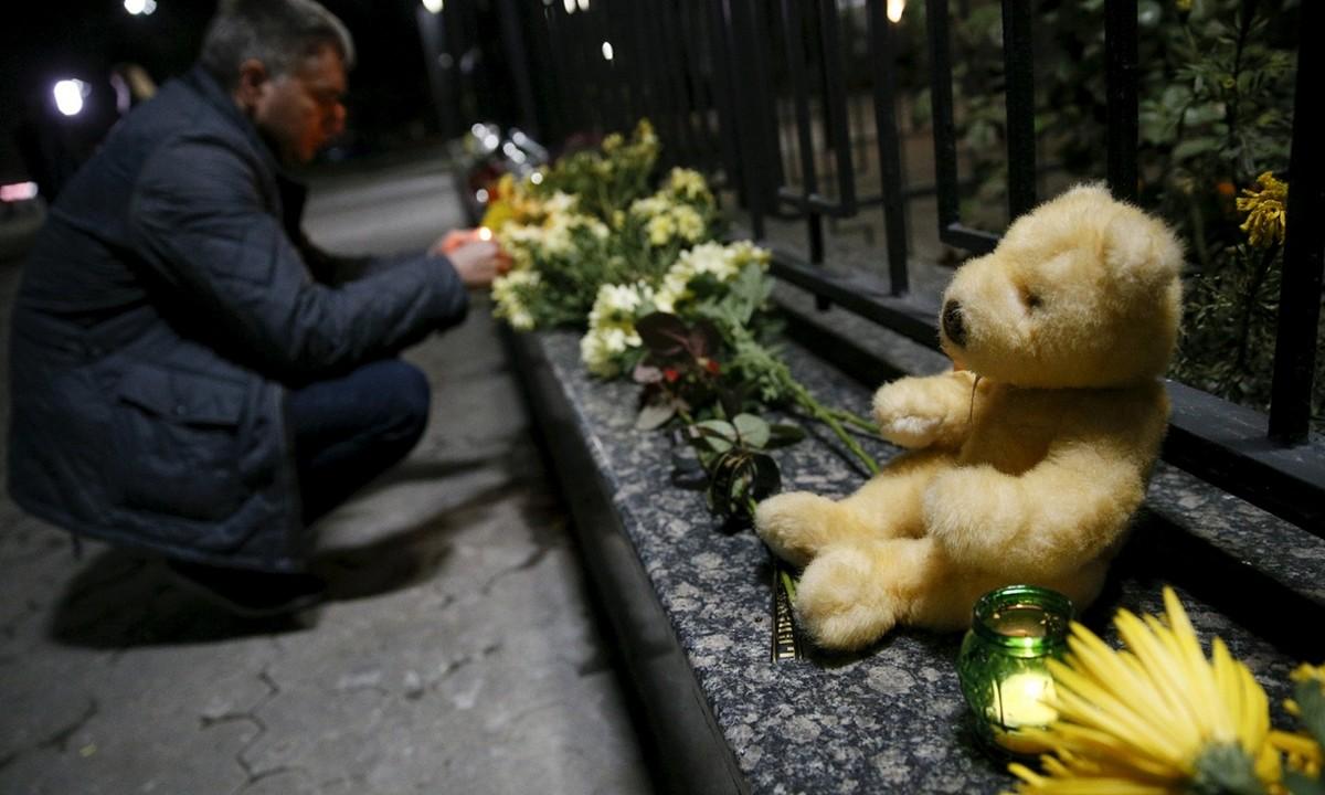 гибель российского самолета А321,Египет авиакатстрофа. Фото№12