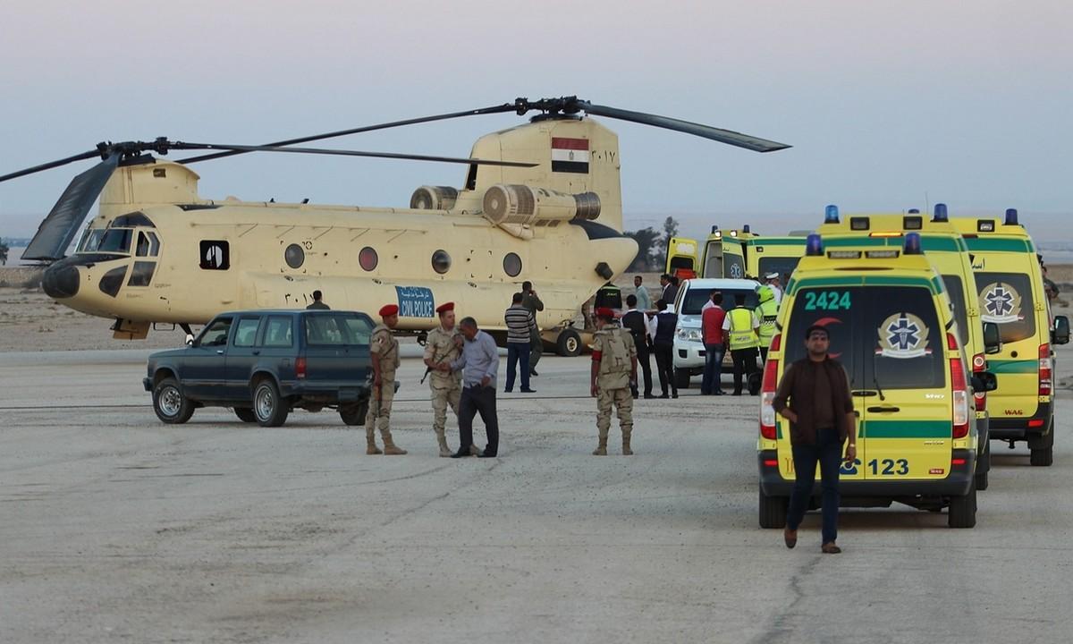 гибель российского самолета А321,Египет авиакатстрофа. Фото№9