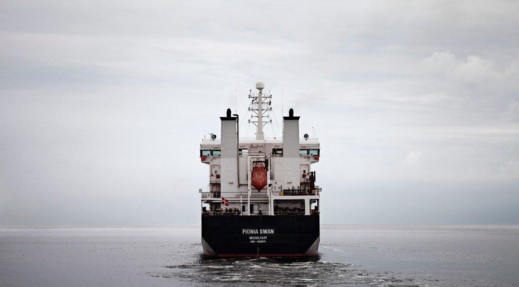 грузовой корабль, сухогруз, судно, фото, океан, море-4