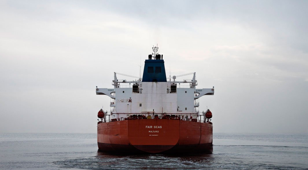 грузовой корабль, сухогруз, судно, фото, океан, море-6