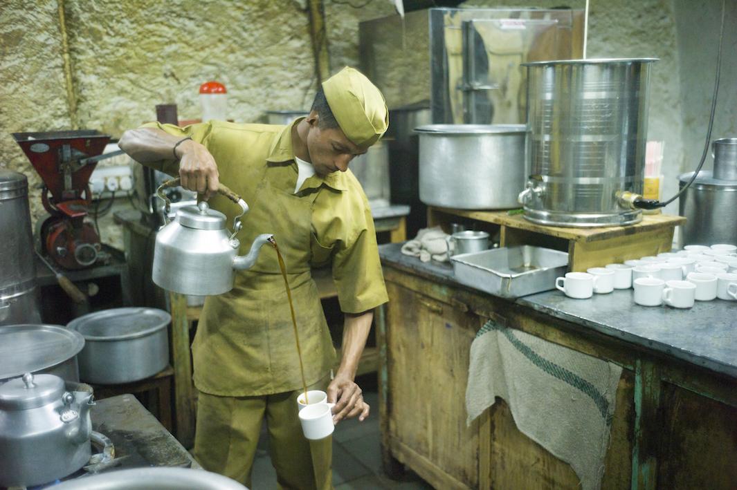индийские кофейни, фото, Дели-2