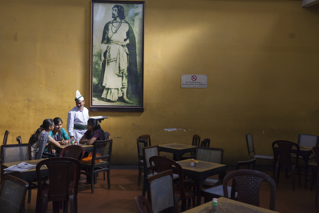 индийские кофейни, фото, Дели-4