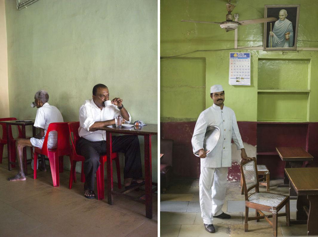 индийские кофейни, фото, Дели-5