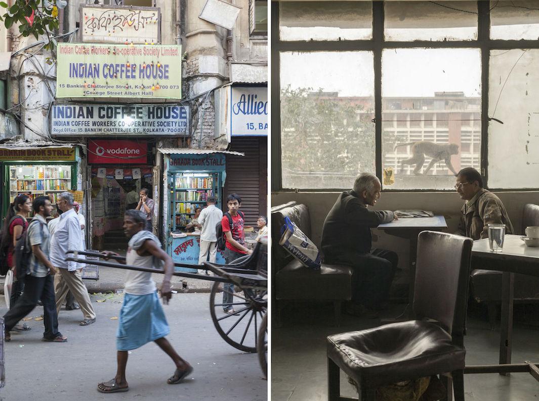 индийские кофейни, фото, Дели-8