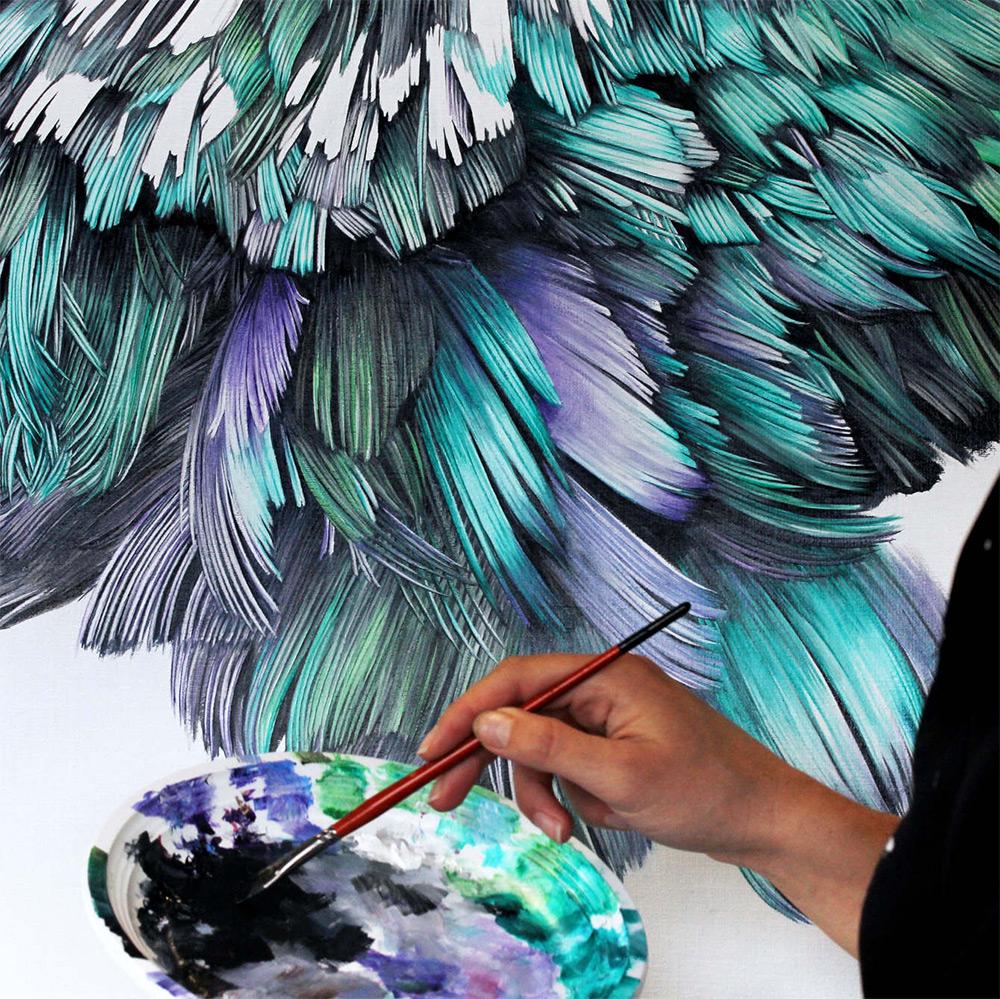 картины голубей, фото, рисунки-6
