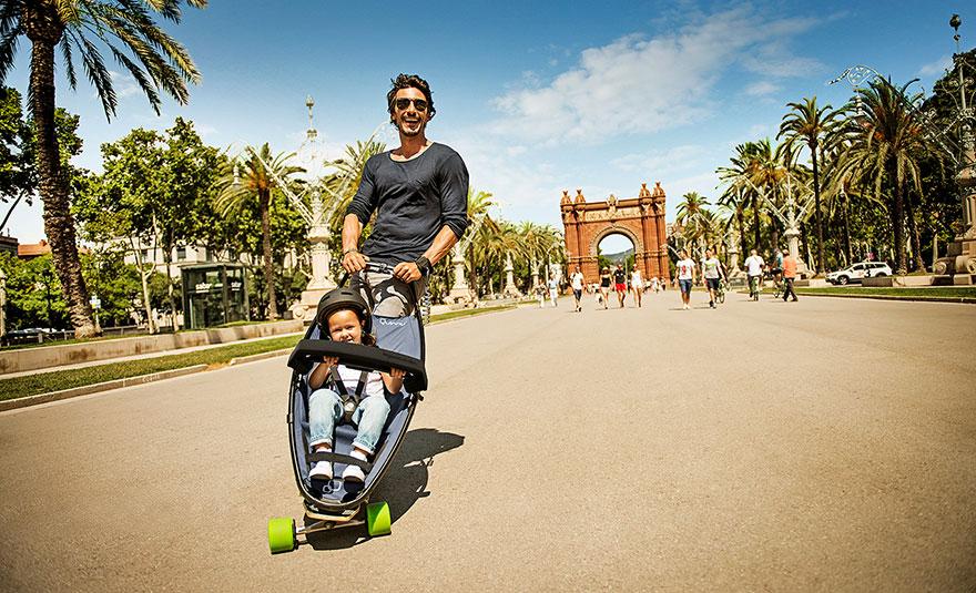 коляска для детей, которая понравится и их родителям-1